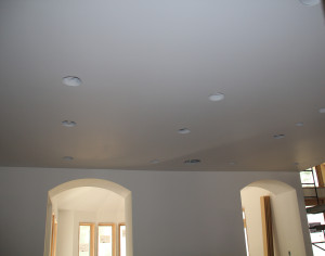 smooth ceiling repair Calgary